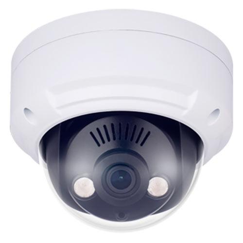 W Box 4MP IR IP67 IK10 H.265 Dome Camera