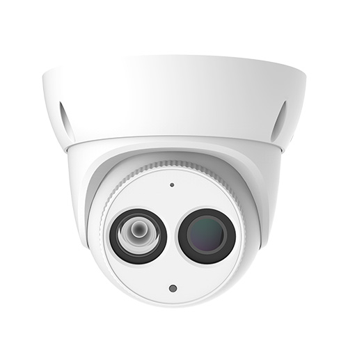 W Box 0E-4MPTURRET 4 Megapixel Network Camera - Turret