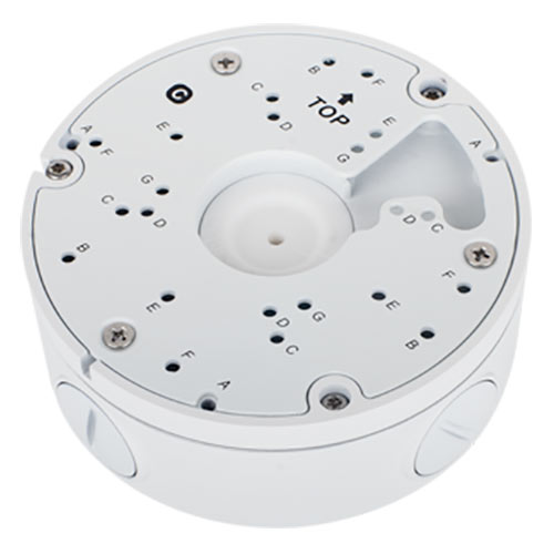W Box 0E -BBOXIP66 Mounting Box for Network Camera