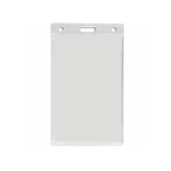 """W Box Vert Card Holder Non PVC 2.55""""3.63""""x.040"""" Eva Chain"""