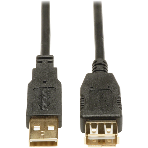 Tripp Lite 6ft USB 2.0 Hi-Speed Extension Cable Shielded A Male / Female