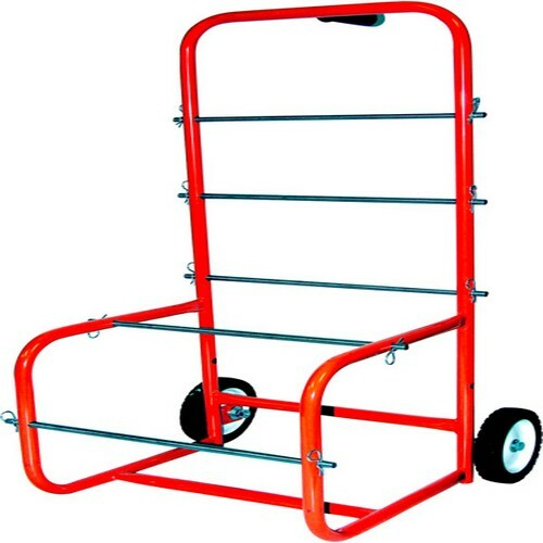 B.E.S Cable Caddy Heavy-Duty Hand Track