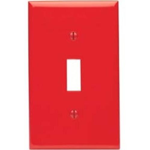 Leviton (80701-R) Faceplate & Mounting Box