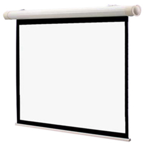 Salara M Manual Front Projection Screen - 42.5 x 56.5 - 72 Diagonal - Video Format (4:3 Aspect) - Matte White