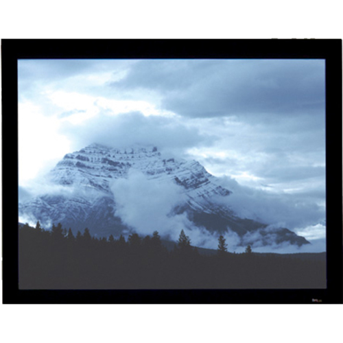 Onyx Manual Projection Screen - Permanently Tensioned - 80 x 140 - 161 Diagonal - HDTV Format (16:9 Aspect) - AT1200