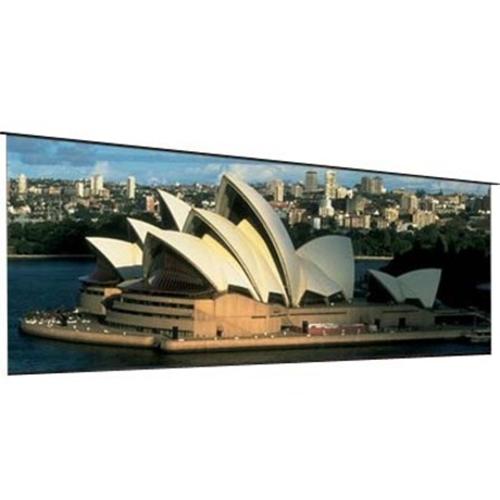 Paragon Motorized Projection Screen - 177 x 236 - 25' Diagonal - Video Format (4:3 Aspect) - Matte White