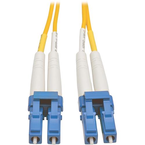 Tripp Lite 1M Duplex Singlemode 9/125 Fiber Optic Patch Cable LC/LC 3' 3ft 1 Meter