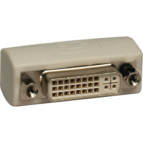 COMPACT DVI GENDER CHANGER DVI-M TO DVI-F