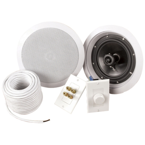 "6.5"" In-Ceiling Speaker Kit"