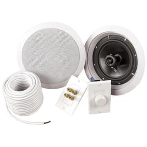 """6.5"""" In-Ceiling Speaker Kit"""