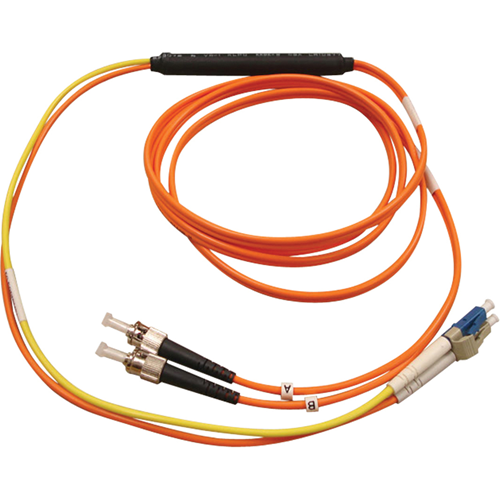 1M FIBER ST/LC MODE CONDITIONING PATCH CABLE