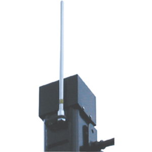 Lightning rod for Free-standing poles