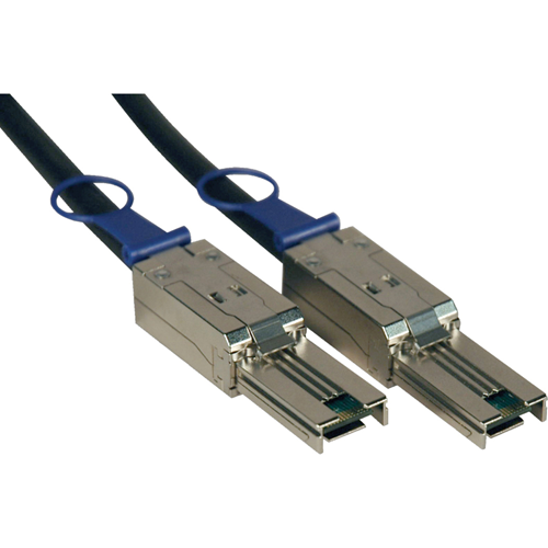1M EXTERNAL SAS SFF-8088 TO SFF-8088 CABLE 4LANE