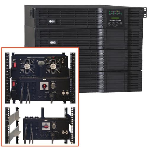 16000VA SMART ONLINE UPS SPLIT PHASE HOT SWAP 120/208V 13OUT