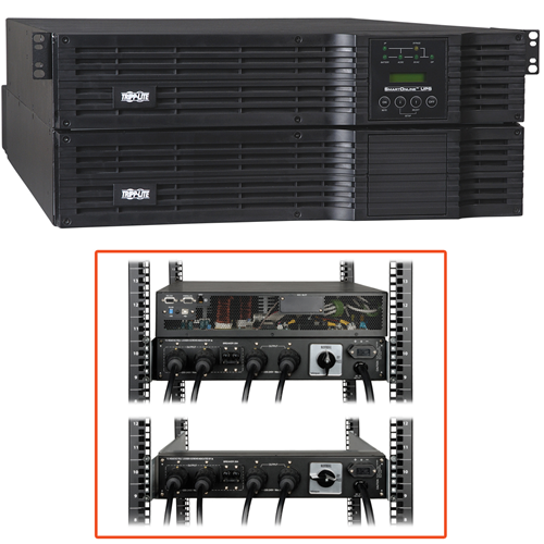 UPS 8000VA Smart Online UPS Split