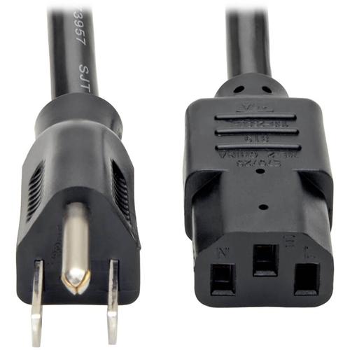 Tripp Lite Heavy-Duty Computer Power Cord