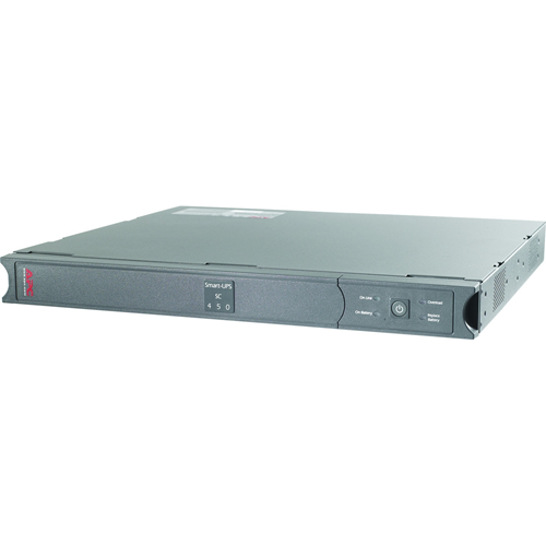 APC by Schneider Electric Smart-UPS SC 450 w/Network Management Card (Not for sale in Vermont)