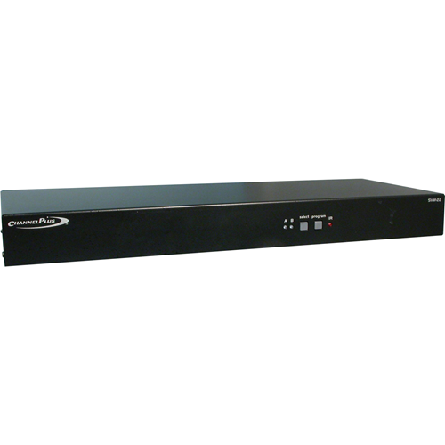 Channel Plus SVM22 2 CHANNEL S-VIDEO STEREO MODULATOR