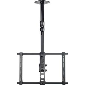 SANUS SYSTEMS LC1A-B1 Tilt & Swivel Ceiling Mount for Large Flat Panel 30 -55 TVs