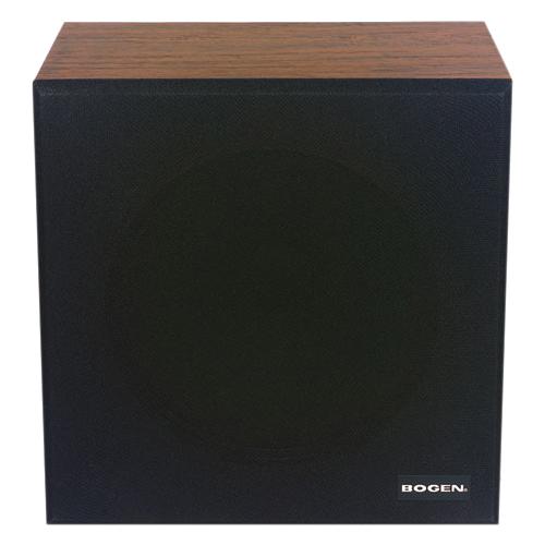 Bogen WBS8T725 Wall Mountable Speaker - 4 W RMS - Black