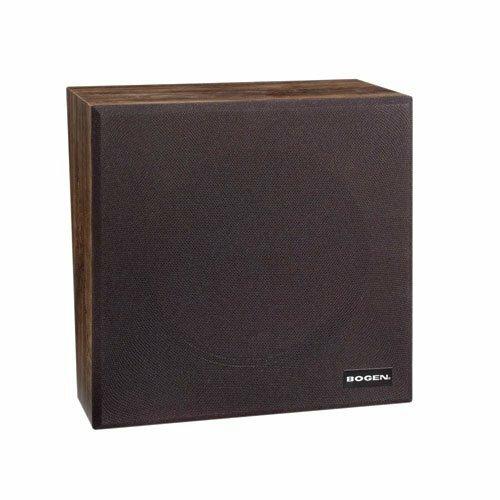 Bogen WB1EZ Indoor Speaker - Walnut, Black