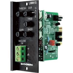 Bogen LMM1S Mic/Line Input Module