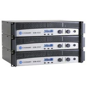 Harman Crown CDI 1000 Amplifier