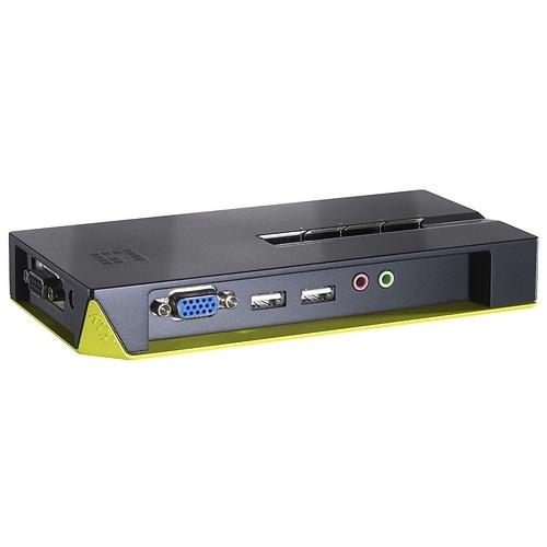 LevelOne KVM-0421 4-Port USB KVM Switch