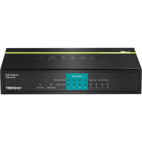 TRENDnet (TPE-S44) Switche & Bridge