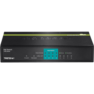 TRENDnet (TPE-S44) Switche & Bridge