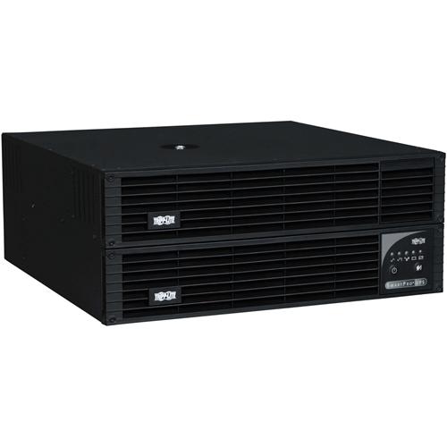 Tripp Lite UPS Smart 2200VA 1900W Rackmount AVR 120V Pure Sine Wave USB DB9 4U for Telecom