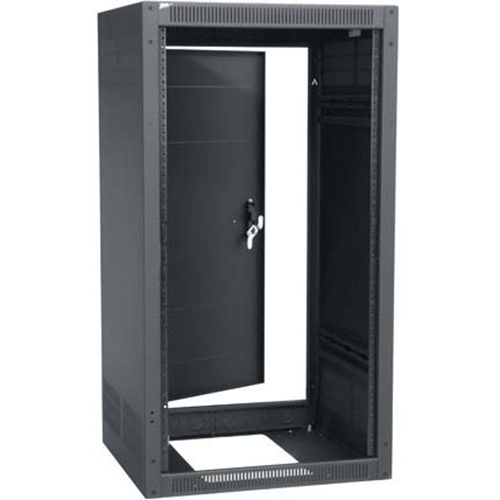 Middle Atlantic Products Deep Stand Alone Rack with Rear Door