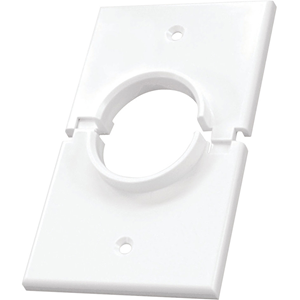 1-Gang Splitport White