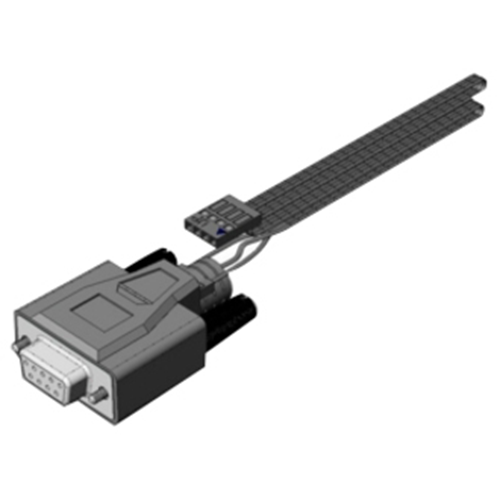 DB9 - 3 pin Female Cable