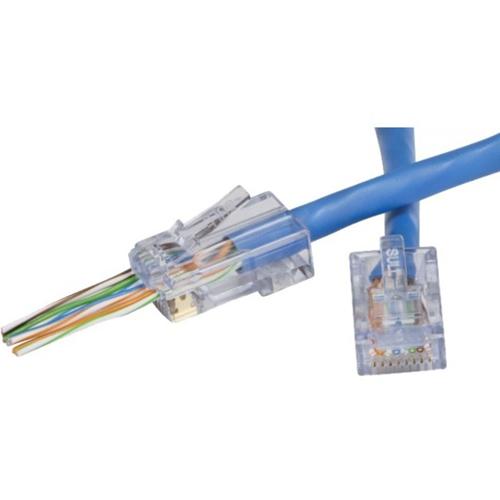 EZ-RJ45 CAT5 Connectors (100 piece)