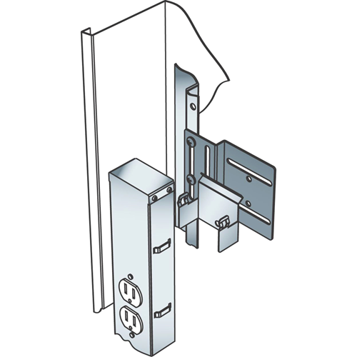 Middle Atlantic Products Mounting Bracket