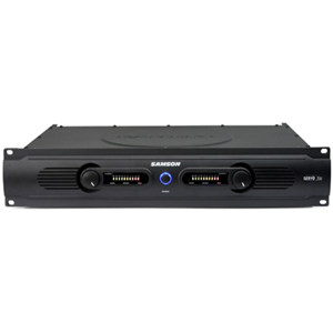 Samson SA300 Samson Servo 300 Watt Power Amplifier