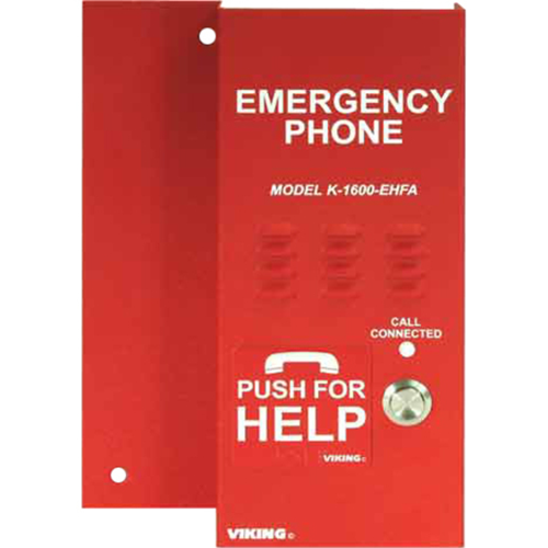 VIKING K-1600EHFA Standard elevator phone box mo