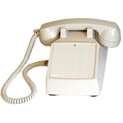 VIKING K-1500P-D RED No Dial Desk Phone