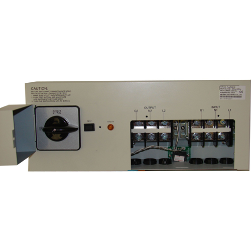 EXTERNAL BYPASS SWITCH FOR ED12000RM & ED12000T