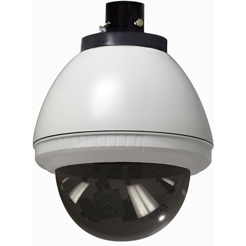 7IN INDR DOME CAM SYS W/ PENDNT MNT TINT DOME 4 HI