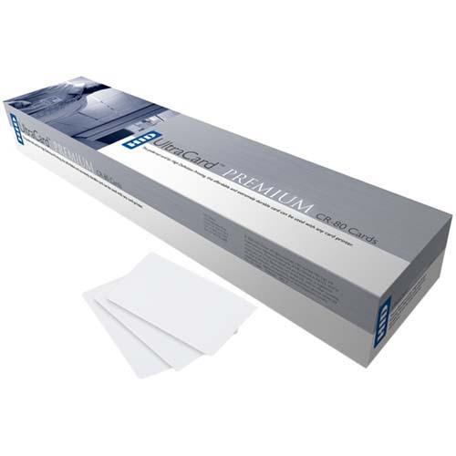 Fargo UltraCard PVC Card