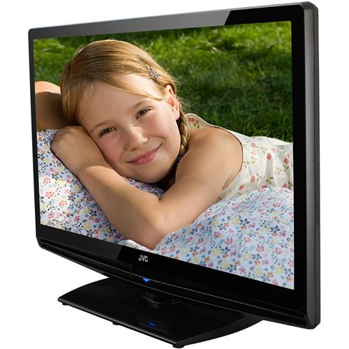 JVC 46IN 1080P LCD TV W PC INPUT