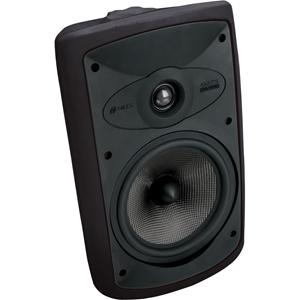 Niles OS7.5 2-way Indoor/Outdoor Bookshelf Speaker - 150 W RMS - Black