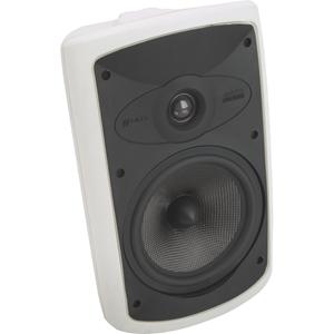 Niles OS7.5 Indoor/Outdoor Bookshelf Speaker - 150 W RMS - White