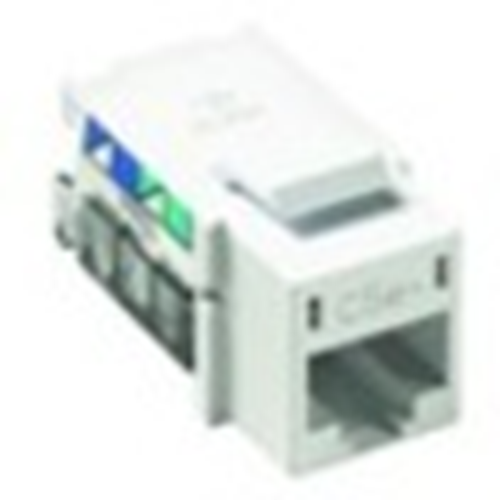 CAT5E Quickport White