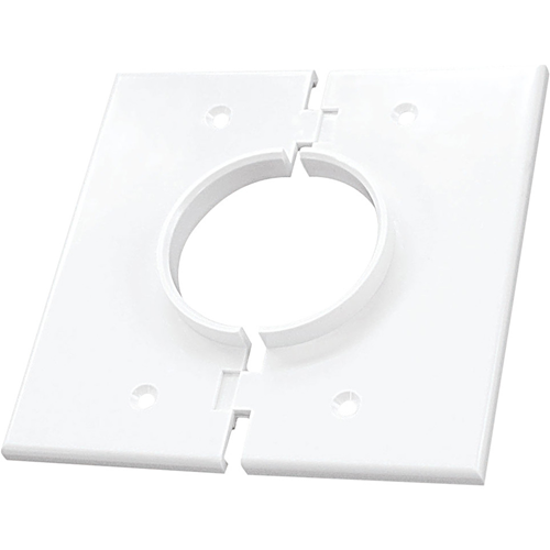 Midlite (2GSWH) Faceplate & Mounting Box