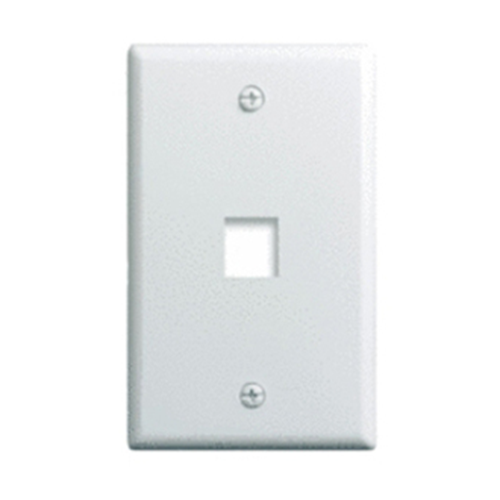 Legrand-On-Q (WP3401-WH-25) Faceplate & Mounting Box