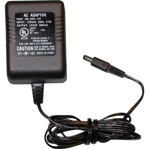 Power Supply 15 VDC @ 900 mA