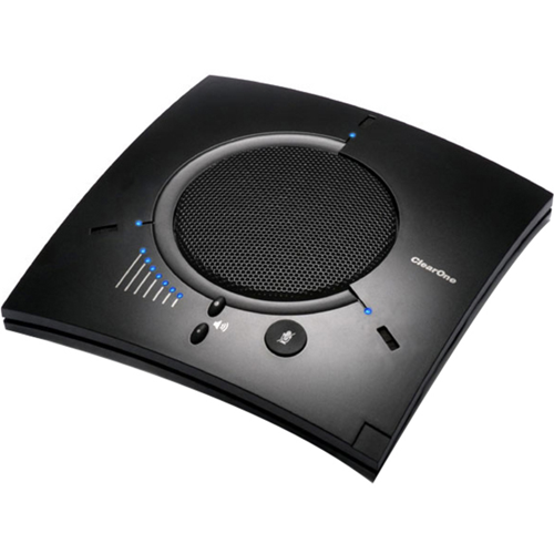 The CHAT 170 was created by ClearOne to fill the need for a hands-free speakerphone for small groups or individuals using Microsoft's unified communications platform, Office Communications Server 2007. The CHAT 170 is a completely full-duplex speakerphone